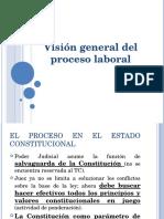 Visión General el Proceso y Principios Laborales Clases 2016