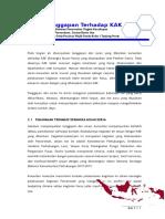 Bab 2 Tanggapan Terhadap KAK - LapDul SPM Pemanduan Perak.docx