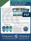 VP Warranty Flyer