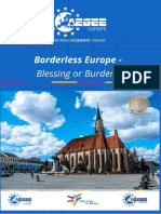 Borderless Europe Booklet