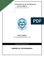 3 4 Sem Syllabus Chemical Engg 2015