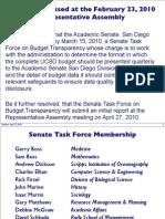 BudgetTransparency Proj UCSD