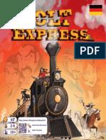 Colt Express Spielanleitung