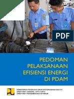 Pedoman Pelaksanaan Efisiensi Energi di PDAM.pdf