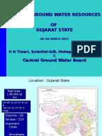 Gujarat GW Resource CGWB 1