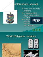 Basic Judaism Intro