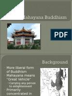 Mahayna Buddhism