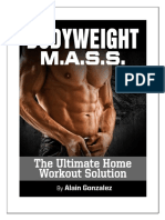 Bodyweight+MASS