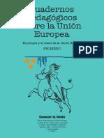 1 porque union europea