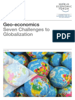 WEF Geo-economics 7 Challenges Globalization 2015 Report