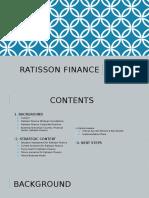 MICRO  Finance Strategic Plan