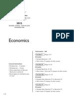 2012 Hsc Exam Economics