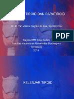 Modul 3.2 Kelenjar Tiroid Dan Paratiroid