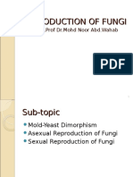 4.Reproduction of Fungi