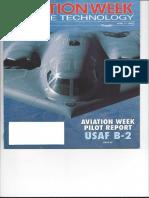 1995- B-2 Pilot Report