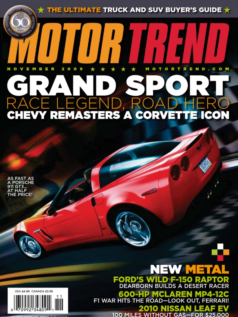 Motor Trend 2009 11 Chevrolet Fuel Economy In Automobiles 1975 Gi1000 Gold Wing Wiering
