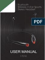 17074 User Manual