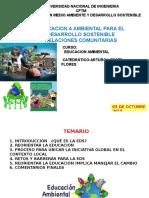 Educación Desarrollo Sostenible.eds -Doctorado