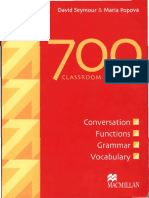 Conversational English 700 Activities PDF