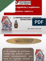 II. Defensa Nacional - Politica Nacional
