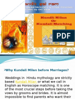 Kundali Milan | Sai Ram Astrologer