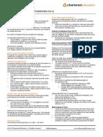 IAS 19 - Employee Benefits