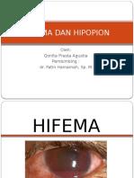 Hifema Dan Hipopion
