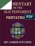 Comentário de Sutcliffe - Pentateuco