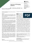 Otolaryngology - Head and Neck Surgery Volume issue 2015 [doi 10.1177%2F0194599815596727] Jayawardena, A. D. L.; Shearer, A. E.; Smith, R. J. H. -- Sensorineural Hearing Loss- A Changing Para.pdf