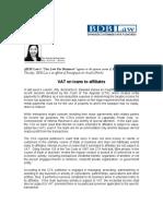 82.BM.vat on Loans to Affiliates.jla.03.12.09