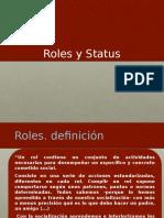 Clase Rol y Status