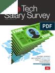 Dice TechSalarySurvey TechPro 2016