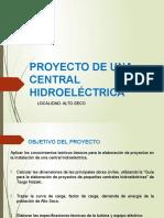 Defensa de Proyecto Centrales