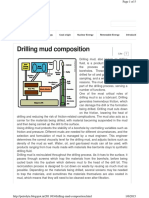 Drilling Mud Composition