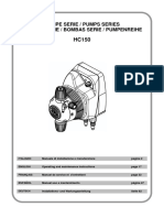 Adsp9500090 Hc150 Manuale Istruzioni Ita en Fr Es De
