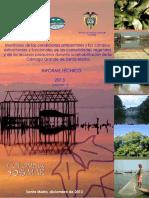 Informe CGSM 2013