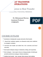 1 Introduction to Heat Transfer
