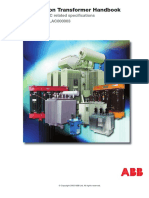 111118798 ABB Distribution Transformer Handbook