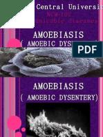 amoebiasis ppt