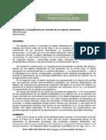 Baranger - Estudios de Los Objetos Idealizados