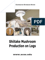 Shiitake Growing Gude