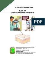 Buku Panduan Mahasiswa Blok 3 6 Fk Unand Tahun 2013