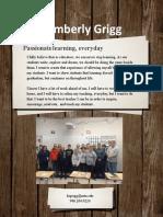 kimberly grigg - portfolio  1