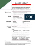 Diamond Seal Datasheet