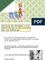 Escuela de Padres 5° y 6° de Primaria