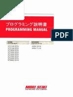 Mori Seiki NT Series Programming Manual (PX-NT-B1JPEN 2008.07)