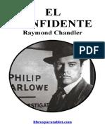 EL CONFIDENTE. Raymond Chandler.pdf