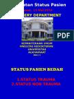 Pembuatan Status Pasien