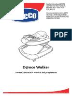 Dance Walker IS0058.6ES