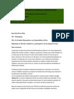 Los Modelos Mentales en La Extensión y Desarrollo Rural